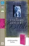 Streams in the Desert Bible-NIV - Zondervan Publishing, Jim Reimann