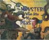 The Monster Who Ate My Peas - Danny Schnitzlein, Matt Faulkner