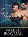 Secrets of a Wedding Night - Valerie Bowman, Justine Eyre