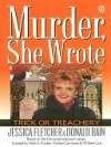 Trick or Treachery (Murder, She Wrote, #14) - Jessica Fletcher