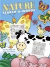 Nature Search-a-Words - Diane Teitel Rubins, Larry Daste