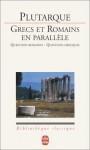 Questions Grecques Et Romaines - Plutarch