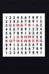 Gematria (Sun & Moon Classics) - Jerome Rothenberg