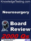 Neurosurgery Board Review (Board Review in Neurosurgery Book 1) - Brad Northover, Graham Cameron, Liza Harwood, Elizabeth Rea