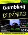 Gambling for Dummies - Richard D. Harroch, Lou Krieger, Arthur S. Reber