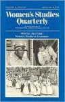 Women's Studies in Economics: 3 & 4 - Janet Zandy