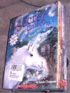 My Secret Unicorn Boxed Set With A Unicorn Pen Included (Starlight Surprise, Flying High, Dreams Come True, Magic Spell) - Linda Chapman