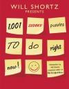 Will Shortz Presents 1,001 Sudoku Puzzles to Do Right Now - Will Shortz