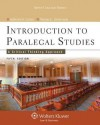 Introduction to Paralegal Studies: A Critical Thinking Approach, Fifth Edition (Aspen College) - Katherine A. Currier