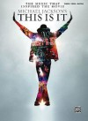 Michael Jackson's This Is It: The Music That Inspired the Movie (Piano/Vocal/Chords) - Michael Jackson
