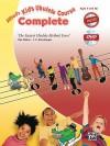 Alfred's Kid's Ukulele Course Complete: The Easiest Ukulele Method Ever! (Book, CD & DVD) - Ron Manus, L C Harnsberger