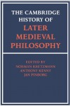 The Cambridge History of Later Medieval Philosophy: From the Rediscovery of Aristotle to the Disinte [Paperback] - Author