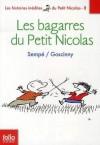 Les bagarres du Petit Nicolas - Jean-Jacques Sempé, René Goscinny