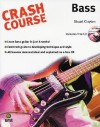 Crash Course: Bass (Book & Cd) (Crash Course (Warner Brothers)) - Stuart Clayton