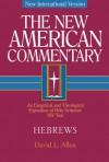 New American Commentary: Hebrews, Volume 35 - David L. Allen
