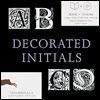 Decorated Initials - Shambhala Publications