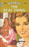 The Real Thing - Lilian Peake
