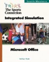 Sports Connection for Microsoft Office 2000: Integrated Simulation [With CDROM] - Susie Van Huss, Connie M. Forde