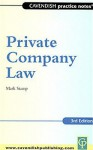 Practice Notes On Private Company Law - Stamp