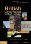 British Government and the Constitution (Law in Context) - Turpin, Tomkins