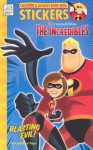 Incredibles: Sticker and Activity Book to Color, Vol. 2 - Dalmatian Press