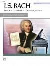 Bach -- The Well-Tempered Clavier, Vol 2: Comb Bound Book - Judith Linder Schneider, Johann Sebastian Bach