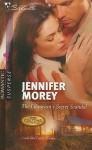 The Librarian's Secret Scandal - Jennifer Morey