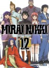 Mirai Nikki, #12 (Bolsillo con sobrecubierta) - Sakae Esuno