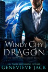 Windy City Dragon (The Treasure of Paragon #2) - Genevieve Jack