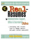 Real-Resumes for Administrative Support, Office & Secretarial Jobs - Anne McKinney