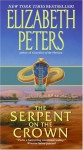 The Serpent on the Crown - Elizabeth Peters, Barbara Rosenblat