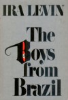 The Boys from Brazil - Simon Vance, Ira Levin