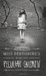 Miss Peregrine's Home for Peculiar Children (Audio) - Ransom Riggs, Jesse Bernstein
