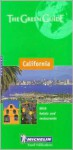 Michelin Green California - Michelin Travel Publications