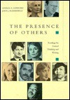 The Presence of Others: Readings for Critical Thinking and Writing - Andrea A. Lunsford