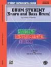 Student Instrumental Course Drum Student: Level II - Sandy Feldstein