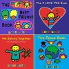 Todd Parr's Friendship Bundle: Including: The Best Friends Book, The I Love You Book, We Belong Together, and The Peace Book - Todd Parr, Joshua Ferris