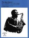 Jazz Style of Sonny Rollins (Giants of Jazz) - David Baker