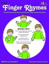 Finger Rhymes: Content-Connected Rhymes for Science, Math and Social Studies - Lily Erlic, Judy Mitchell, Mary Lindeen, Veronica Terrill