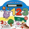 123 Ultimate Wipe Off [With Dry-Erase Marker] - Dalmatian Press