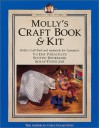 Molly's Craft Book & Kit (American Girls Pastimes) - American Girl
