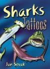 Sharks Tattoos (Dover Tattoos) - Jan Sovak