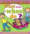 What Does a Wheel Do? - Jim Pipe