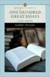 One Hundred Great Essays 2nd (second) edition Text Only - Robert DiYanni