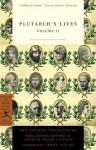 Plutarch's Lives, Volume 2 - Plutarch, Tony Podlecki, Arthur Hugh Clough