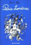 Paris-Londres - Joann Sfar