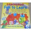 Dinosaur Fun to Learn - Jan Lewis
