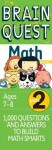 Brain Quest Grade 2 Math - Marjorie Martinelli