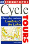 Philip's Cycle Tours 24 One-Day Routes in Cumbria & the Lakes - Nick Cotton