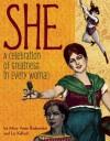 She: A Celebration of Greatness in Every Woman - Mary Anne Radmacher, Liz Kalloch